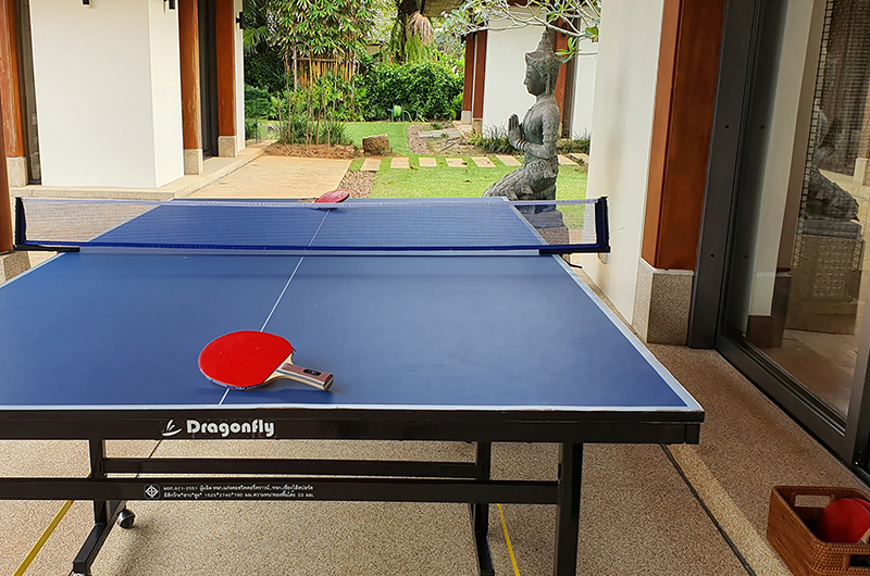 Villa Sundara Jivana Table Tennis   Natai, Phang Nga