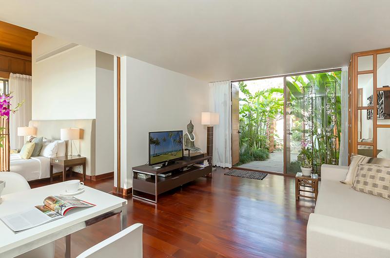 Villa Sundara Jivana Bedroom with Living Room   Natai, Phang Nga