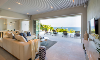 Villa Borimas Open Plan Living Room | Surin, Phuket