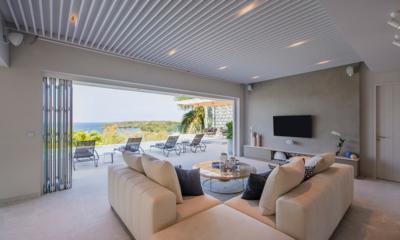 Villa Borimas Living Room | Surin, Phuket