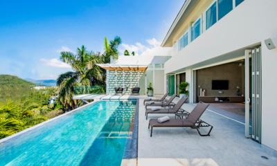Villa Borimas Infinity Pool | Surin, Phuket