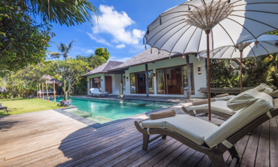 The Villas Ku Besar Tropical Garden   Seminyak, Bali