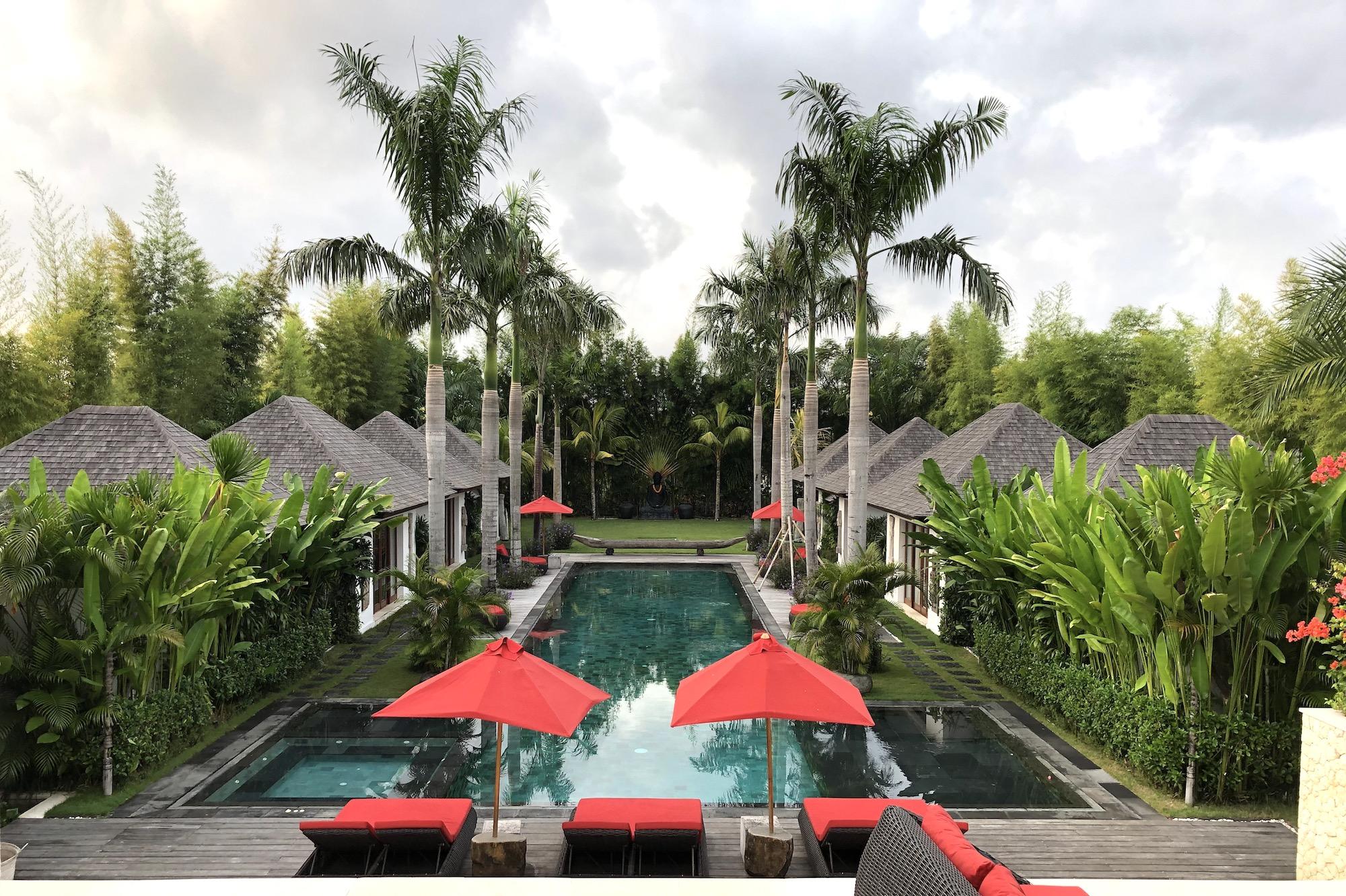 Opulent Space at Villa Naty