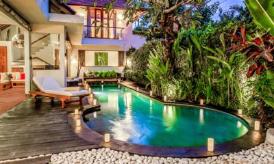 Villa Ku Tama Tropical Garden   Seminyak, Bali