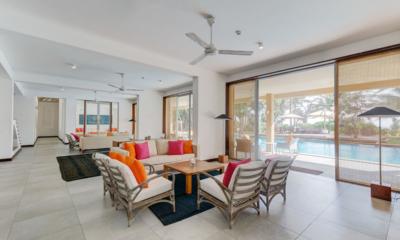 Sangria Sun Living Room | Wadduwa, Sri Lanka