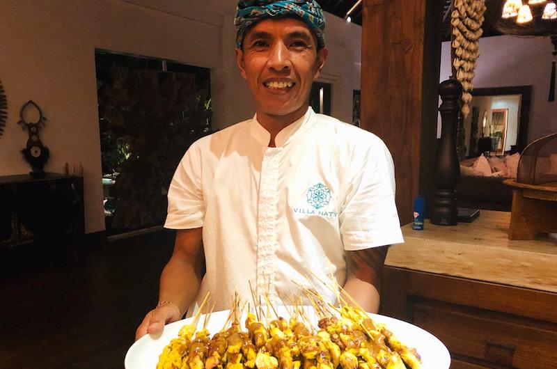 Villa Stay Villa Naty - Dinner Service | Umalas, Bali