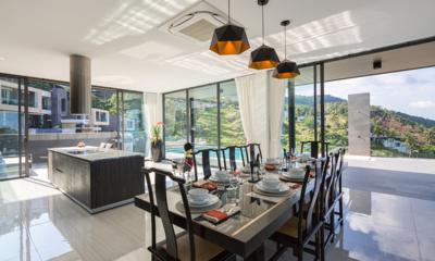 Villa Roong Arun Dining Table | Chaweng, Koh Samui