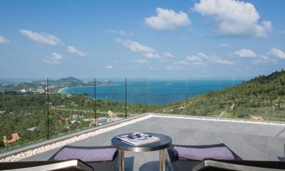 Villa Roong Arun Sun Bed with Ocean's View | Chaweng, Koh Samui