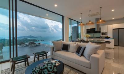 Villa Yam Chao Living Room | Chaweng, Koh Samui
