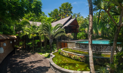 Villa Conti Wooden Deck | Canggu, Bali