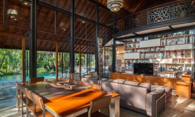 Villa Conti Living Room | Canggu, Bali
